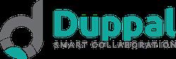 Duppal logotype