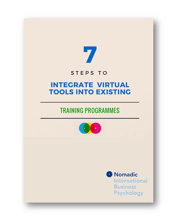 7 Steps to Integrate Virtual Tools into Existing Training Programmes | Nomadic IBP