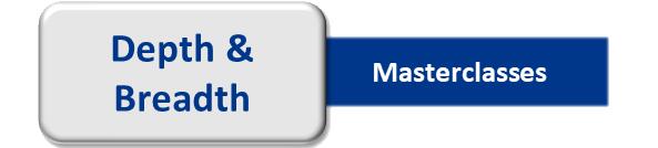 Masterclasses Online Trainer Academy