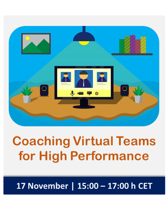 Masterclass | Coaching Virtual Teams | Nomadic IBP